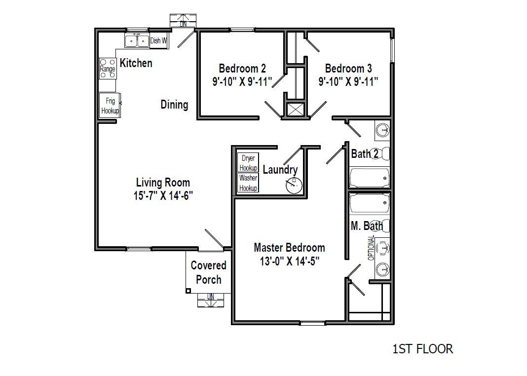 Judy 1st Floor