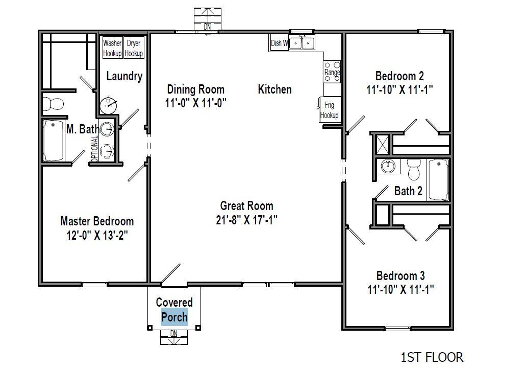 Kelly First Floor
