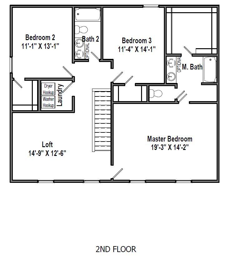 Robin 2nd Floor