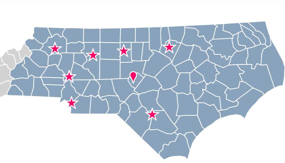How to Buy Land in North Carolina